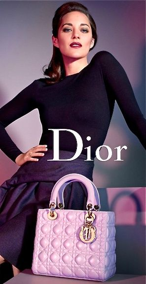 Lady Dior bag by Christian Dior. More styles and colours ...