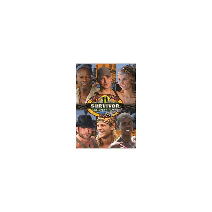 Survivor:Redemption island (Dvd)