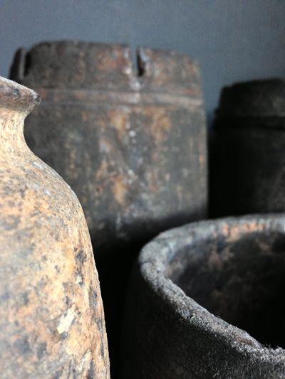 Stoere en antieke accessoires van Hoffz.