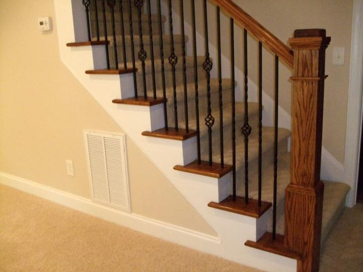 Staircase Ideas and Styles - Craftsman, Oak, Curved - New Home Staircases