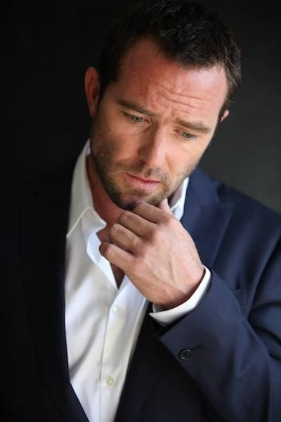Sullivan Stapleton -- An even better picture... totally captures Ryan's angst.
