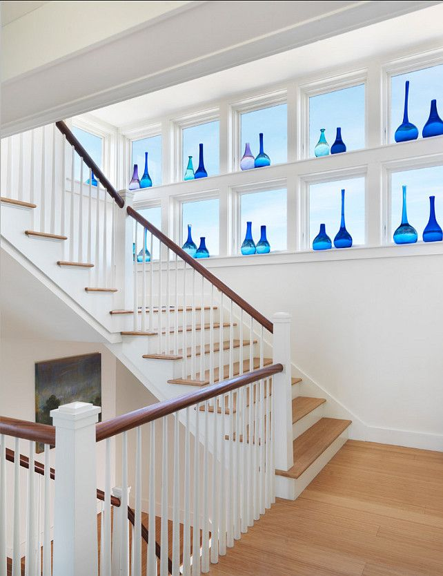 love the bottles   Burgin Lambert Architects