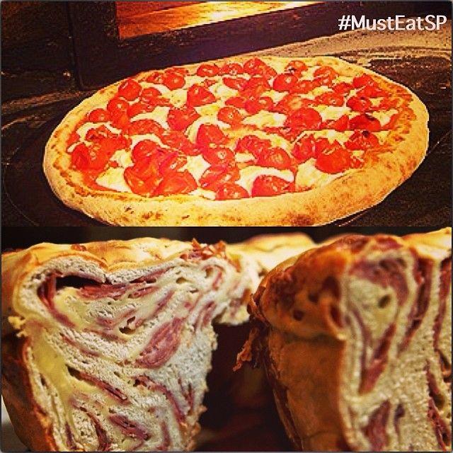 O charme e sabor da Pizzaria Veridiana também esta no blog do #Musteatsp. Destaque para a incomparável pizza de abobrinha! Nota 4, check it out