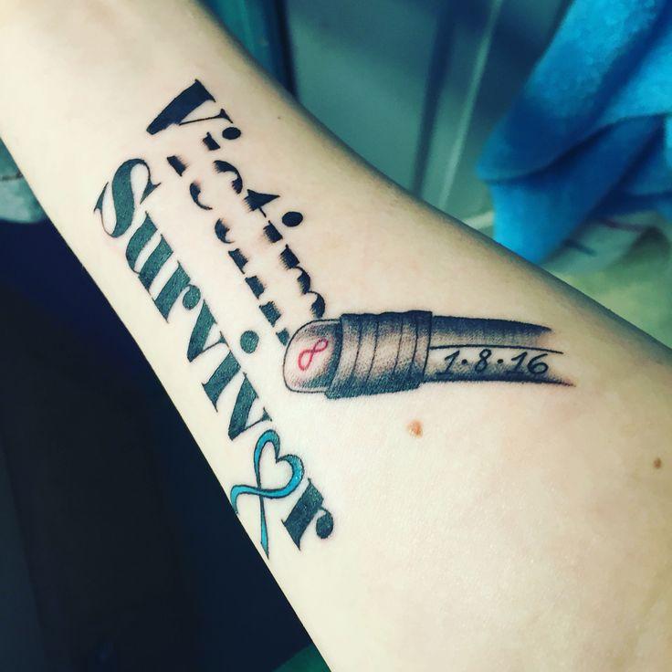 1000+ Ideas About Survivor Tattoo On Pinterest