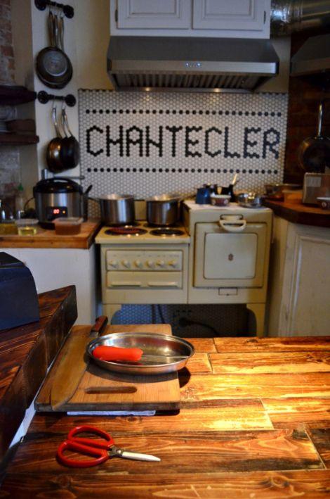 Review: Chantecler [May 2014 Tasting Menu]