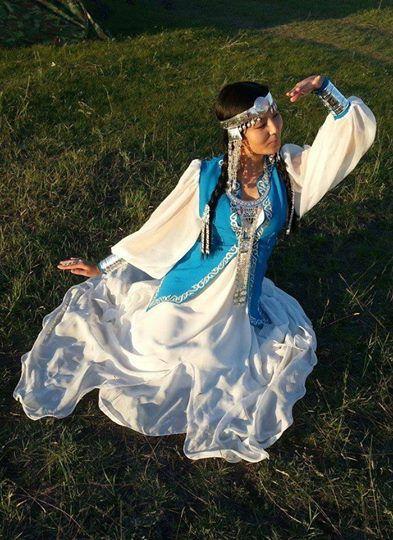 Saha Yakut TÜRK kızı