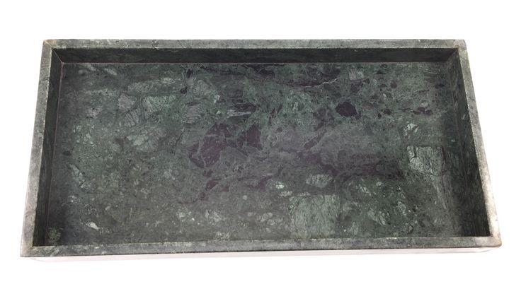 Brett Marmor grønn