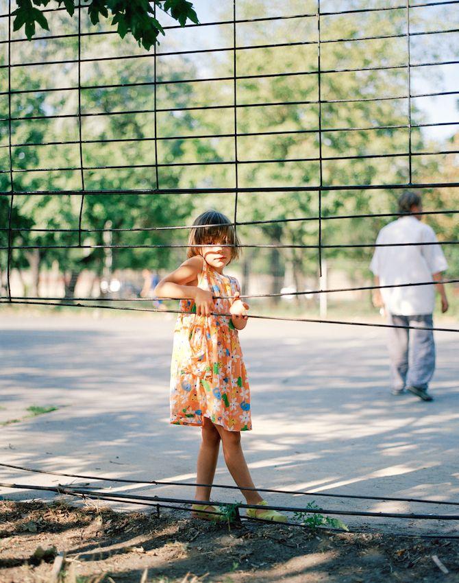 Growing up by Zoltán Jókay