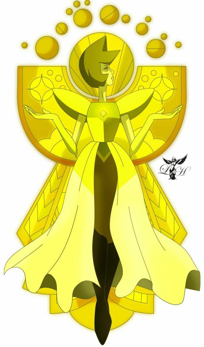 Картинки синего и желтого алмаза