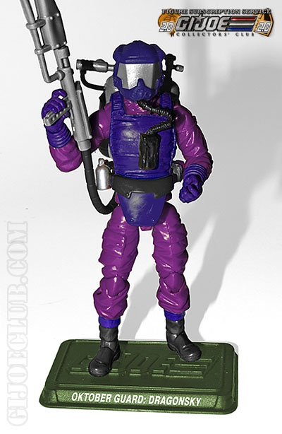 Gi Joe Club Fss 2 0 Dragonsky Oktober Guard Flamethrower
