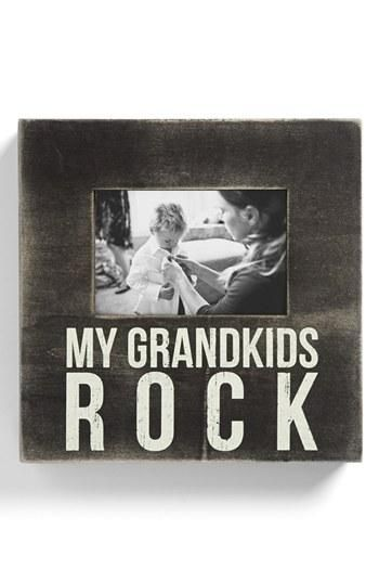 What a great gift for the grandparents!