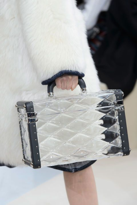 Louis Vuitton. See all the best accessories from Paris fashion week.