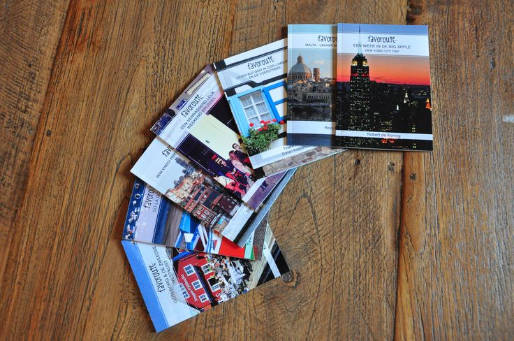 Pocket Editions made by our Travel Designers!