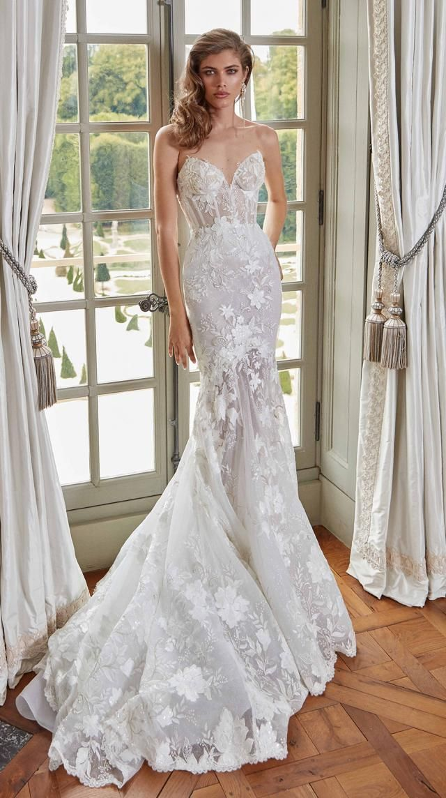 Fancy White Galia Lahav Couture Bridal In 2020 White Bridal Dresses Ballerina Wedding Dress Wedding Dresses