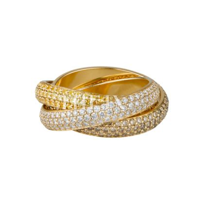 20 best cartier trinity ring images on Pinterest