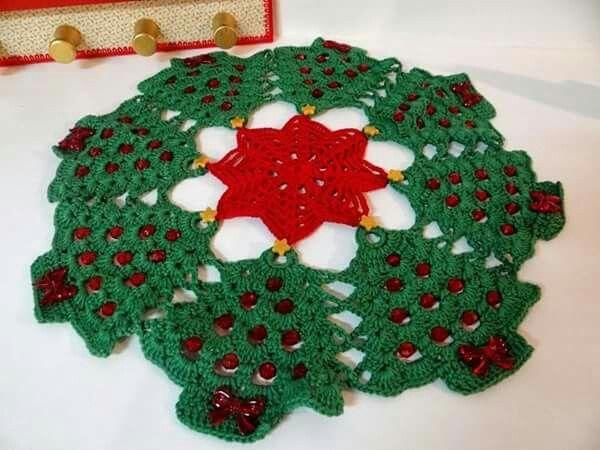 Mejores 1299 imágenes de Crochet Christmas en Pinterest   Artesanías ...