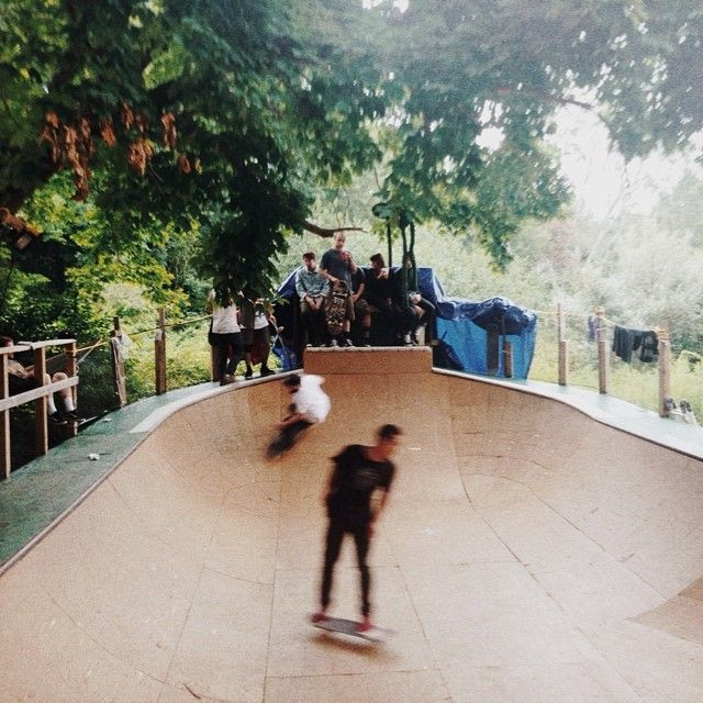 397 best Skate ramps, parks and projects. images on ...