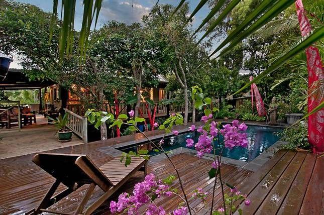 Bali House Coolum - Tranquil -, a Coolum House | Stayz