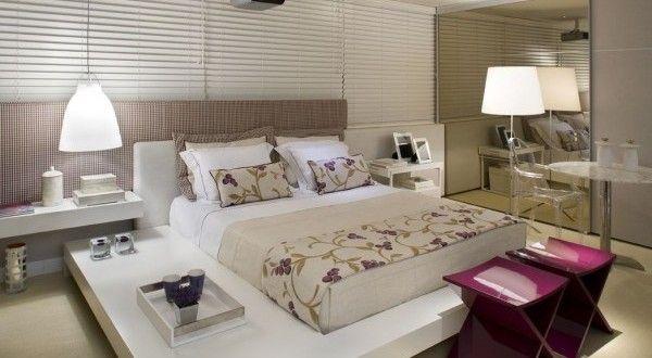 Dormitorios matrimonio modernos. Date un capricho
