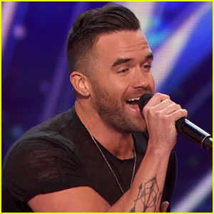 Brian Justin Crum Wows on 'America's Got Talent' with Queen Cover Song! (Video)