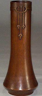 Roycroft Karl Kipp Vase