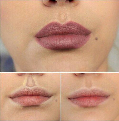 Makeup Trick For Pop Out Lips | | Page 2