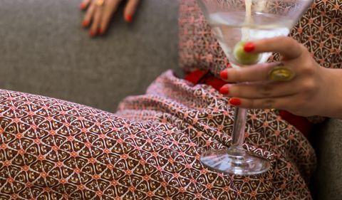 New bridesmaids dresses  short-Sleeve Poo-Emoji Print Dress