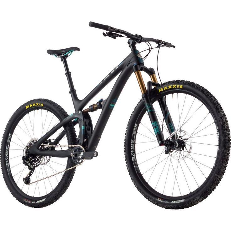 Yeti Cycles SB4.5 Turq X01 Eagle Complete Mountain Bike - 2017 Black, L :https://athletic.city/bike/gear/yeti-cycles-sb4-5-turq-x01-eagle-complete-mountain-bike-2017-black-l/