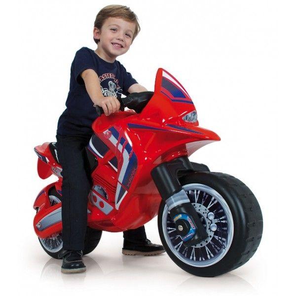 Bicicleta fara Pedale Injusa Hawk marca Injusa