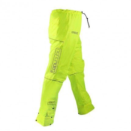 Παντελόνι Proviz Nightrider Γυναικείο Κίτρινο | www.lightgear.gr