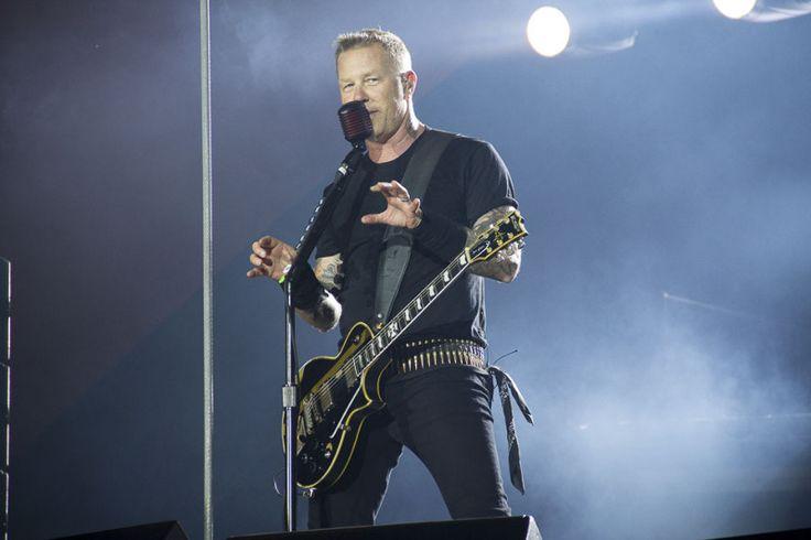 Jul 6, 2013 - Roskilde - Metallica