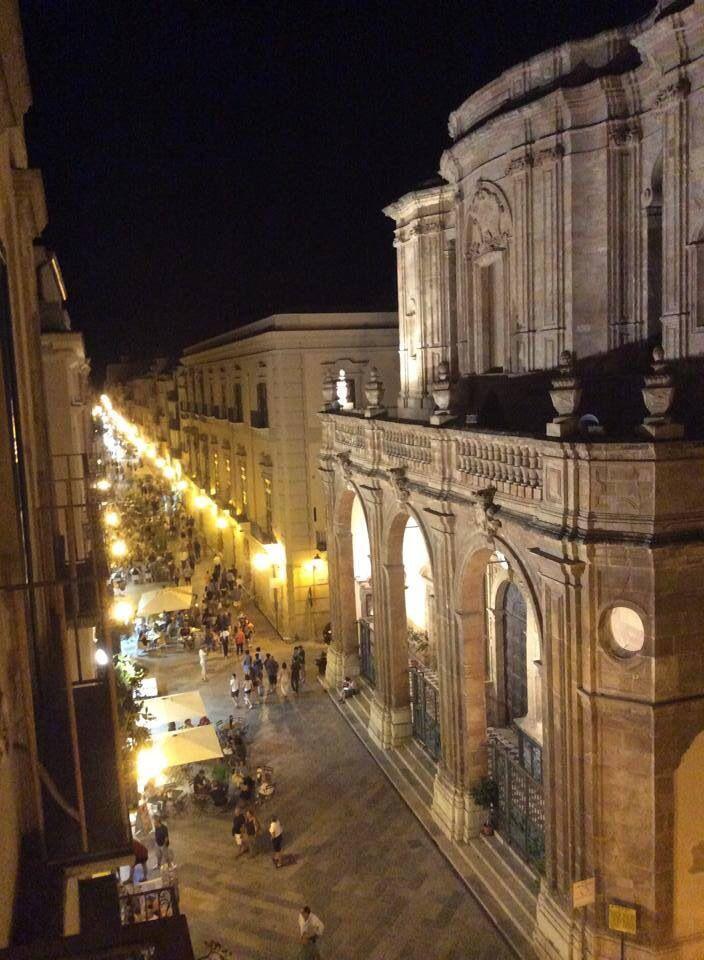 Centro storico di Trapani, Sicilia