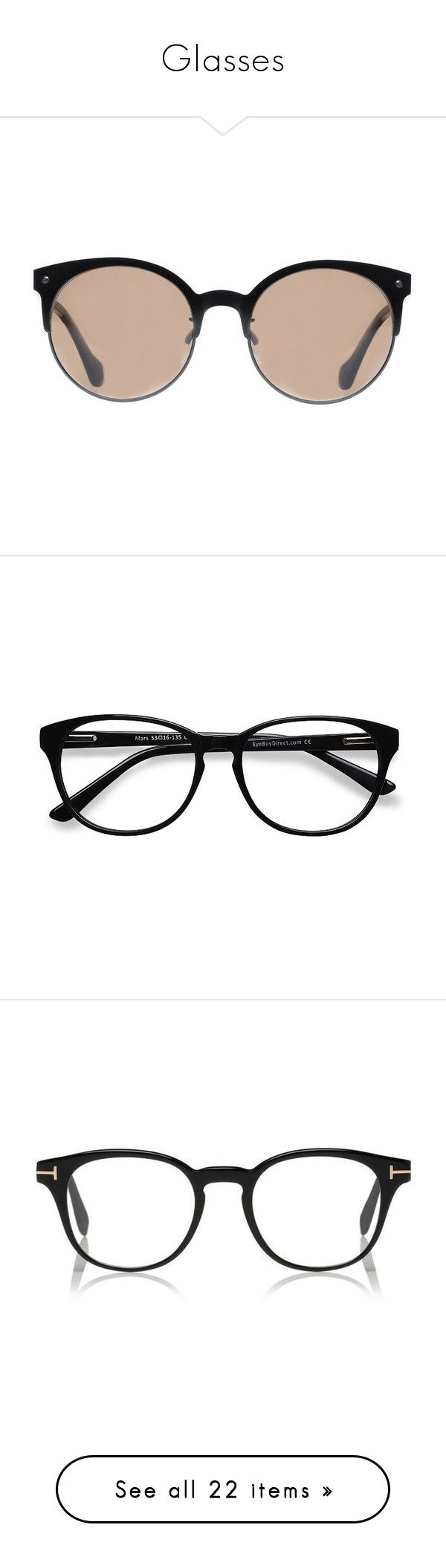 """""""Glasses"""" by naditetzner ❤ liked on Polyvore featuring accessories, eyewear, sunglasses, glasses, balenciaga eyewear, balenciaga, balenciaga glasses, balenciaga sunglasses, eyeglasses and black"""