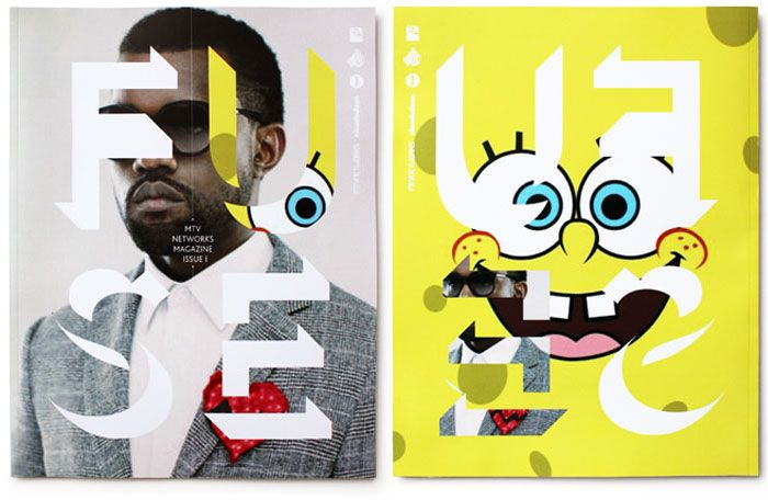 Silo Design // MTV Networks- Fuse Magazine, melting it all together