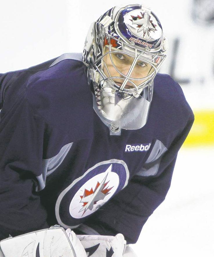The Winnipeg Jets' goaltending concerns/questions have been put to rest — the club announced M... - Latest News - Winnipeg Free Press.