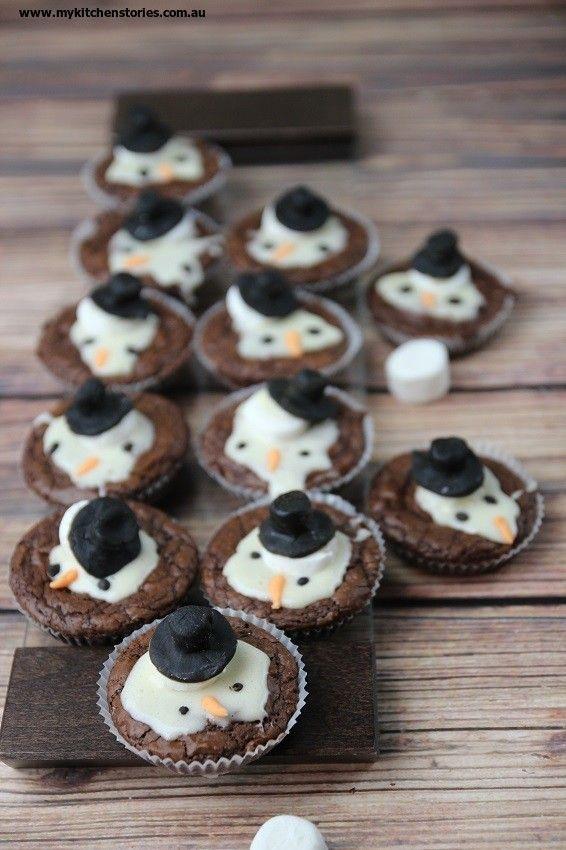 Brownies for christmas
