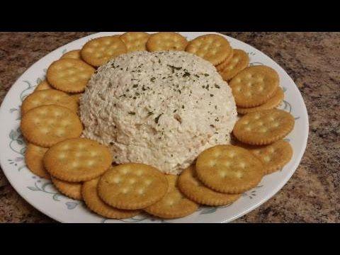 Bola de Fuego or Ham and Pineapple Dip  (Cerebrito) - YouTube