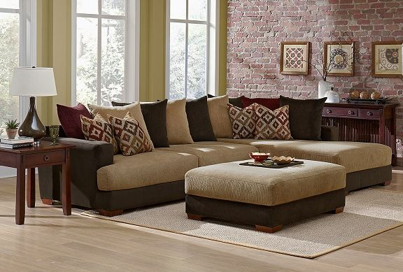 San Marino Upholstery Collection Furniture Com 2 Pc