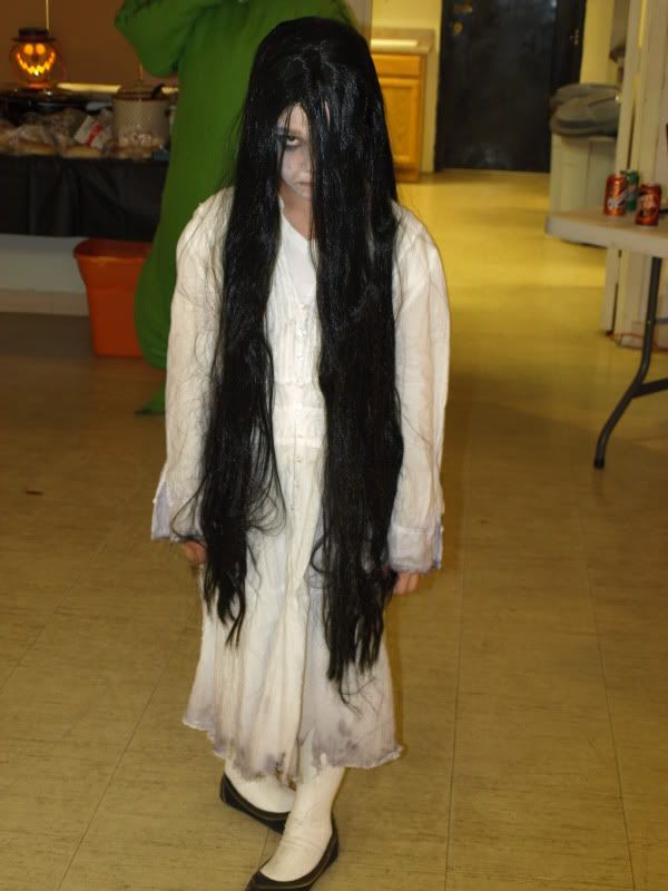the ring halloween costume