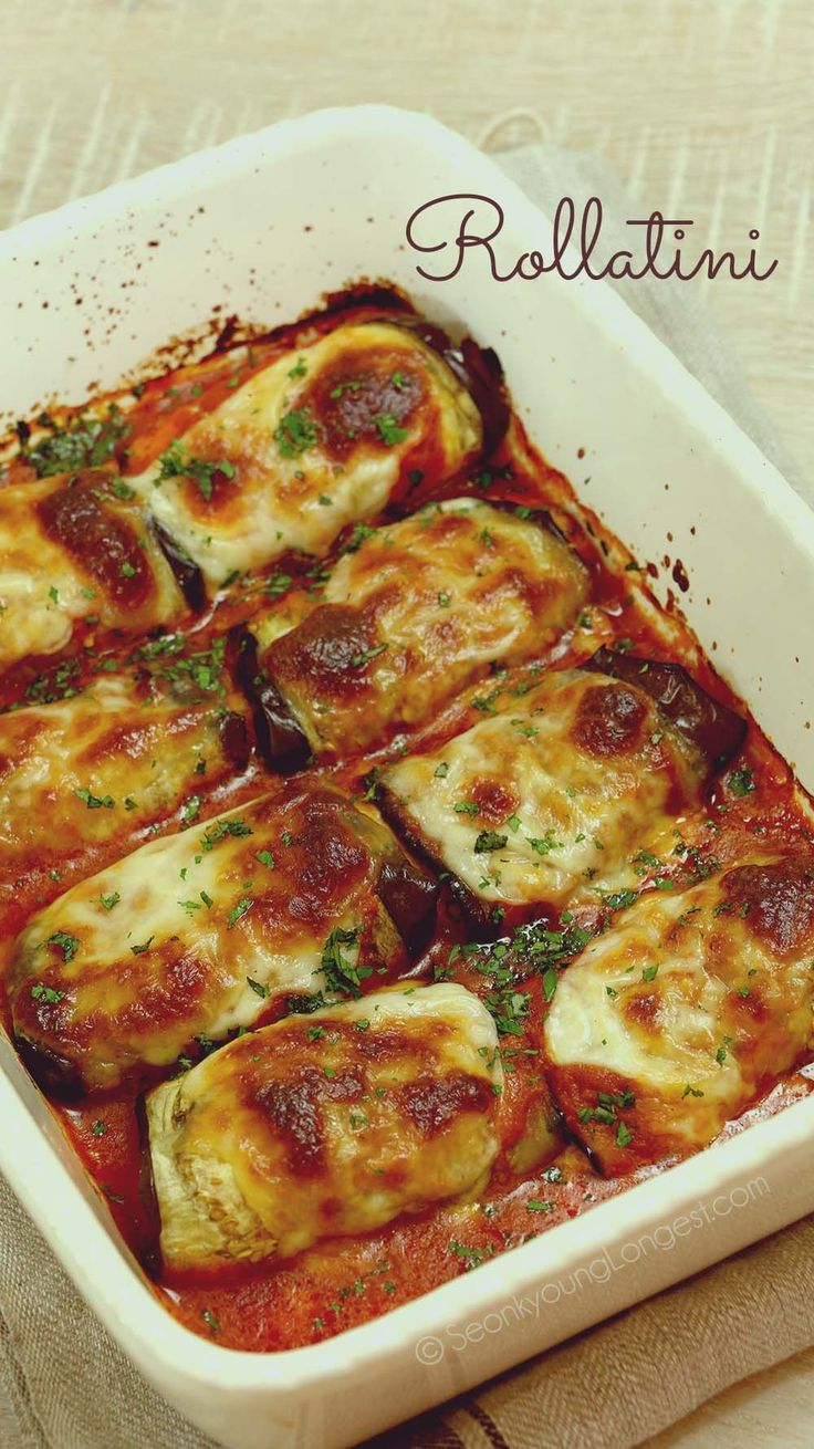 Eggplant rollatini is so easy and simple to make but the look of the dish definitely wow your guests!! Delicious vegetarian dish that can be served as a main or…