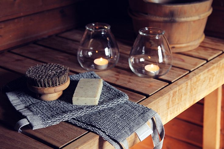 autumn spa & sauna with Lapuan Kankurit
