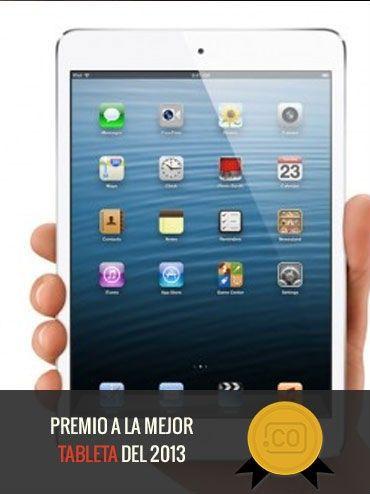 Mejor tableta: la mejor tableta de 2013.