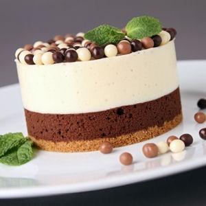 Recettes de desserts à la mousse