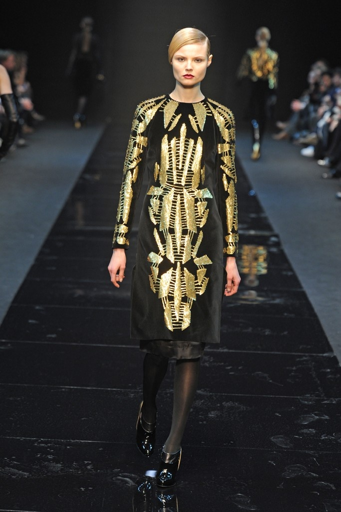 Guy Laroche RTW Fall 2012