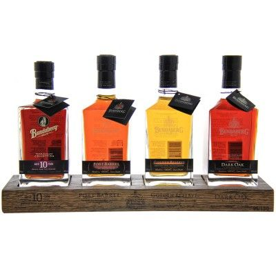 Bundy Rum ~ Master Distillers Ultimate Collection