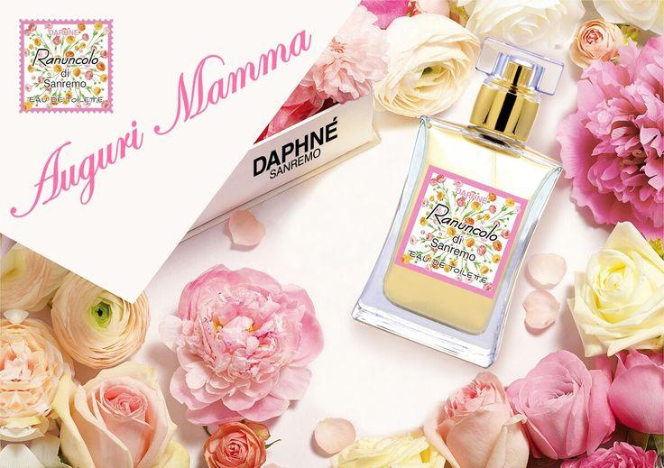 Il #profumo di una #mamma è fatto d'#amore. #augurimamma #festadellamamma #momiloveyou #mothersday #fetedelamère #perfectgift #happymothersday #flowers #formom #8maggio #8May www.daphne.it