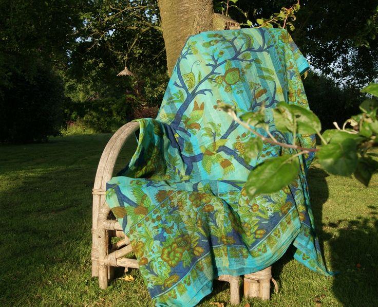 Grand foulard - Tree of Life