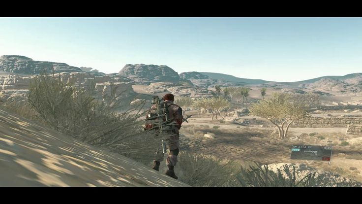 MGSV:TPP | What an AM A114 RP sounds like with no suppressor #MetalGearSolid #mgs #MGSV #MetalGear #Konami #cosplay #PS4 #game #MGSVTPP