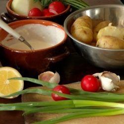 Cesnaková majonéza , ©iStockphoto.com/Artist