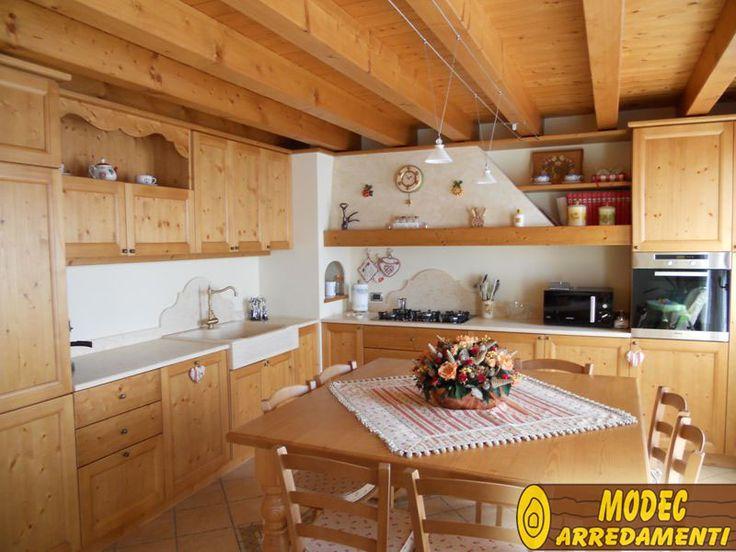 Oltre 25 fantastiche idee su mobili rustici da cucina su - Mobili rustici per cucina ...